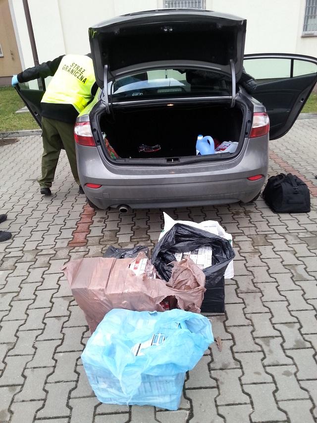 Foto: Warmińsko-Mazurski Oddział Straży Granicznej